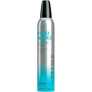 Мусс FLEXI WAVES MOUSSE EXTRA STRONG BE HAIR