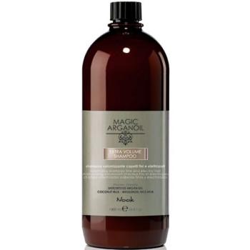 Шампунь для придания объёма тонким и наэлектризованным волосам Extra Volume Shampoo NOOK