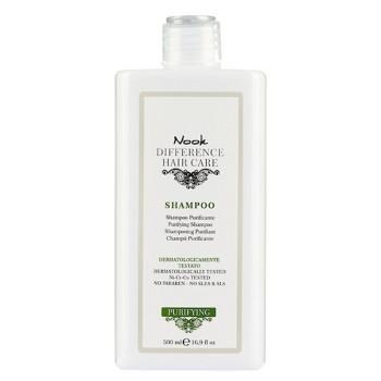Специальный шампунь для кожи головы, склонной к перхоти Ph 5,5 NOOK