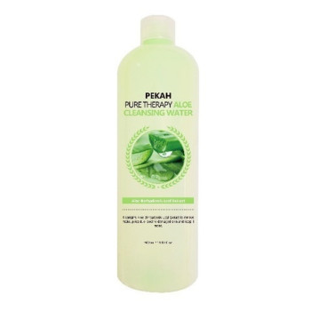 Очищающая вода с экстрактом алоэ PEKAH