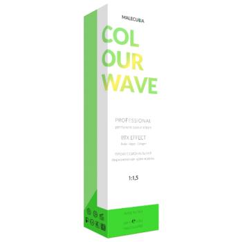 Профессиональная перманентная крем-краска Colour Wave MALECULA