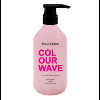 Шампунь для волос Malecula Colour Wave Nourishing Therapy Shampoo MALECULA