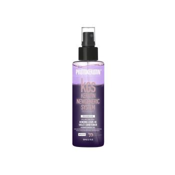 Бондинг-Кондиционер несмываемый фиолетовый Brilliant Shine Bonding Leave-in VioletConditioner PROTOKERATIN