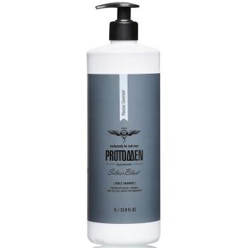 Шампунь для седых и светлых волос Silver Blast Shampoo PROTOKERATIN