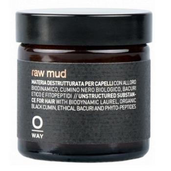 Гель для волос экстра-сильной фиксации RAW MUD ROLLAND