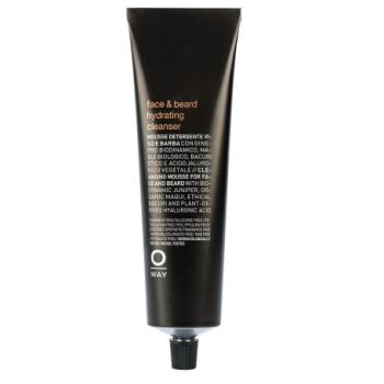 Увлажняющее очищающее средство для лица и бороды FACE & HYDRATING CLEANSER ROLLAND