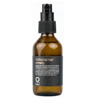 Лосьон для укрепления волос склонных к выпадению NOCTURNAL HAIR REMEDY ROLLAND