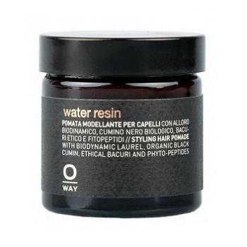 Смола для стайлинга волос средней фиксации WATER RESIN ROLLAND