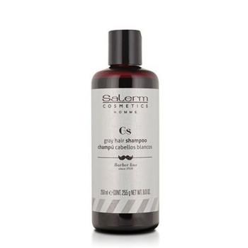 Gray Hair shampoo Шампунь для седых волос SALERM