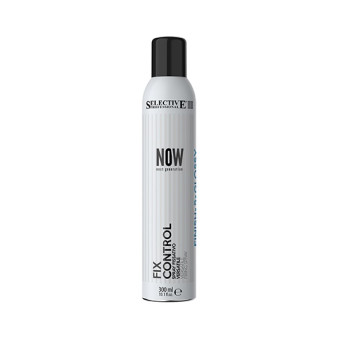 FIX CONTROL Универсальный фиксирующий лак для волос сильной фиксации SELECTIVE PROFESSIONAL