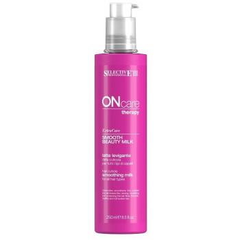 Smooth beauty milk - Молочко для разглаживания кутикулы всех типов волос SELECTIVE PROFESSIONAL
