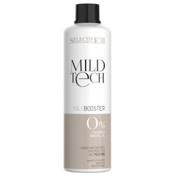 Mild Booster - Специальное укрепляющее средство с экстрактом шиповника для Mild Texture SELECTIVE PROFESSIONAL