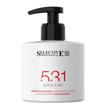 КРАСНЫЙ Шампунь-маска для возобновления цвета волос 531 SELECTIVE PROFESSIONAL