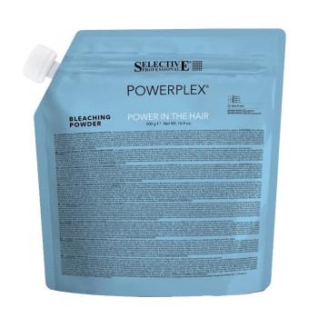 Powerplex Порошок обесцвечивающий высокоэффективный с защитным эффектом SELECTIVE PROFESSIONAL