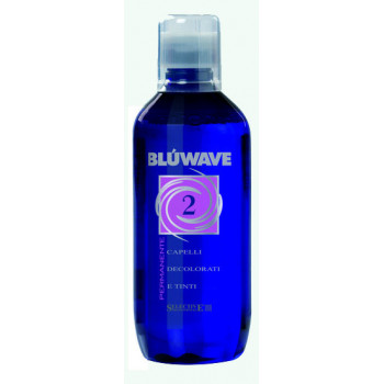 Blue Wave 2 - Состав на основе протеинов кератина для окрашенных, поврежденных волос SELECTIVE PROFESSIONAL