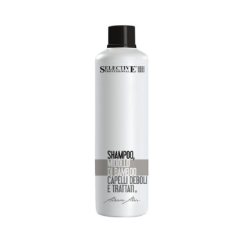 Midollo - Шампунь с вытяжкой из бамбука для химически обработанных волос SELECTIVE PROFESSIONAL