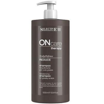 Reduce Shampoo - Шампунь восстанавливающий баланс жирной кожи головы SELECTIVE PROFESSIONAL