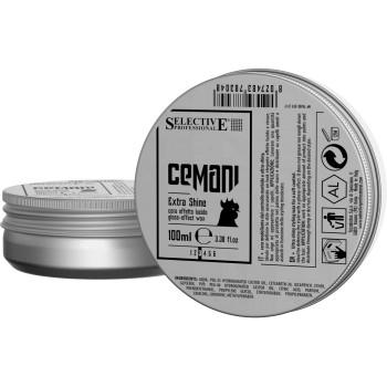 CEMANI Воск Extra Shine для волос с глянцевым эффектом SELECTIVE PROFESSIONAL