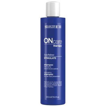 Stimulate Shampoo - Стимулирующий шампунь, предотвращающий выпадение волос DERMA OIL SELECTIVE PROFESSIONAL