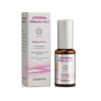 FERULAC Liposomal mist Спрей-мист липосомальный против фотостарения SESDERMA