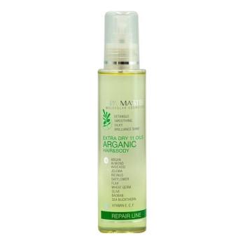 Масло для глубокого восстановления и питания волос EXTRA DRY 11 OILS ARGANIC HAIR&BODY pH 3,5 SPA MASTER PROFESSIONAL