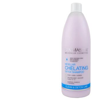 Мицеллярный хелатирующий детокс шампунь MICELLAR CHELATING DETOX SHAMPOO pH 5,5 SPA MASTER PROFESSIONAL