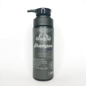 Домашний шампунь для блонда Silver Shampoo SWEET PROFESSIONAL
