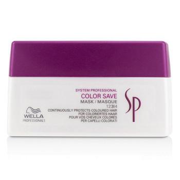 Маска для окрашенных волос Color Save Mask WELLA SP