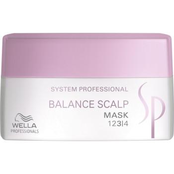 Маска для чувствительной кожи головы Balance Scalp Mask WELLA SP