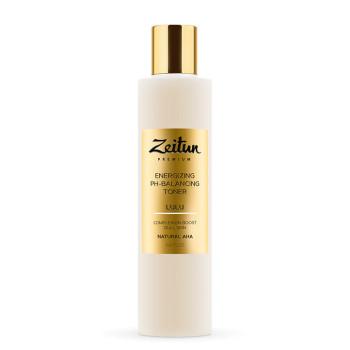 Тоник для лица LULU энергетический и pH-балансирующий для тусклой кожи ZEITUN