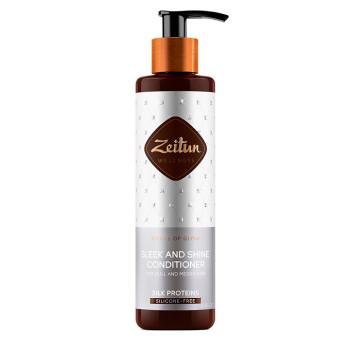 Бальзам-кондиционер для гладкости и блеска волос Ритуал сияния ZEITUN