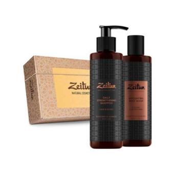 Подарочный набор для мужчин Заряд энергии ZEITUN