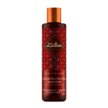 Шампунь Уход за окрашенными волосами Ритуал цвета ZEITUN